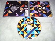 RARE PROMO Keane CD Perfect Symmetry JON BRION Spiralling Lovers Are Losing rock