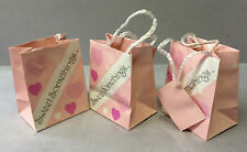 50 pc Extra Small Paper Gift Bags