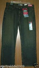 Levi Strauss &Co Husky Boy's Relaxed, Straight Leg Jeans.Dark Wash,Sz.16(W32x27)