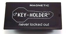 Magnetic Spare Key Case or Spare Key Holder
