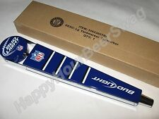 New! Tall Nfl Bud Light Yard Marker Tap Handle Beer keg Football man cave Party