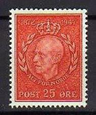 A7711) NORWAY 1947 Scott# 291 MNH** King Haakon 1V