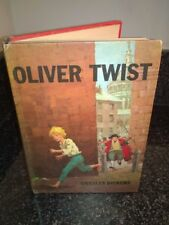 Vintage  Bancroft Classics No 17 Oliver Twist by Charles Dickens 1973