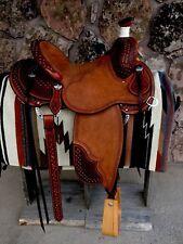 Custom Saddle made by Sting Saddlery