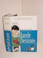 Dictionnaire mondial de la bande dessinée.Larousse.GAUMER / MOLITERNI.  SF60