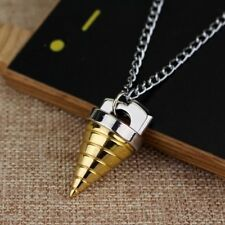Anime Tengen Toppa Gurren Lagann Core Drill Metal Pendant Necklace Collection