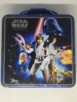 Star Wars Episode IV A New Hope Tin Lunch Box Small 6x7x3
