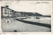 CARTOLINA SALERNO - VIA LUNGOMARE - PRIMISSIMI DEL 900  - #17