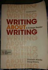Writing About Writing, 2nd Edition