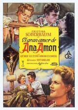 HANNA AMON (1951) * with switchable English subtitles *