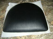 Padded seat , Claret Cushion , for restaurant Chairs Black
