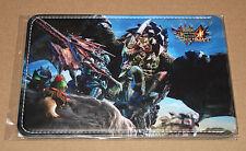 Monster Hunter 4 Ultimate Nintendo 3 DS XL PROMO Pochette/Housse/Housse très rare