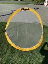 (1) One - PUGG 6 Foot Pop Up Goal   Excellent condition. Used In Only 1 Practice