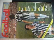 **ae Revue France Football n°1943 Lille / Sedan / Platini