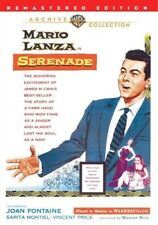 SERENADE New Sealed DVD Mario Lanza Warner Archive Collection