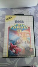 Sega Master System Game Fire Force II UK PAL