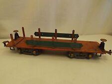American Flyer wide gauge lumber car