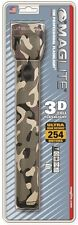 Maglite 3D Cell Heavy-Duty Incandescent 3 Cell D Flashlight, Camo New S3D026
