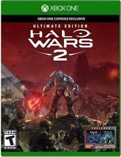 Halo Guerre 2 Ultimate Edition (microsoft Xbox One 2017)