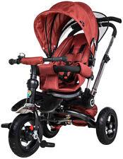 Kinderdreirad Kinderwagen Schieber Trike 7in1 Kinderbuggy Dreirad Buggies Miweba