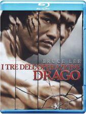 Blu Ray I 3 DELL'OPERAZIONE DRAGO (Special Edition)  ......NUOVO