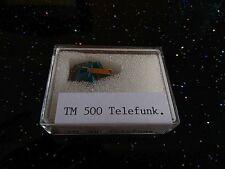 Telefunken TM 500, ATN 71 E, ATN 72 E   Abtastnadel Stylus  Nachbau Replica