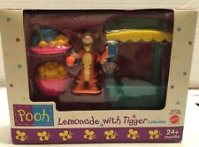 Mattel Pooh Lemonade with Tigger Playset #66756  New MIB