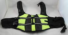 DOG LIFE JACKET Saver Preserver Safety Vest YELLOW SMALL