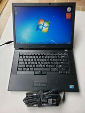 Dell Latitude E6500 Core 2 Duo 2.53Ghz 2GB RAM 120GB HDD WIFI 1440 by 900