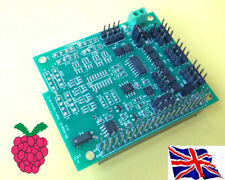 Rs-Pi i2c 1-Wire 9 channel (9 bus ) with RTC Board for Raspberry Pi B+ 2B 3B
