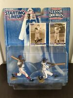 Jackie Robinson - Larry Doby Starting Line Up 1997 Classic - Doubles
