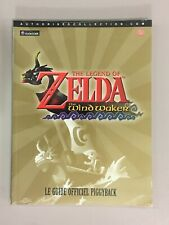 The Legend Of Zelda The Wind Waker Le Guide Officiel Nintendo Game Cube Neuf **