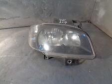 Seat Ibiza Mk3 Cupra 1.8T 99-01 OS Driver's Side Headlight Lamp Black 6K2941030D