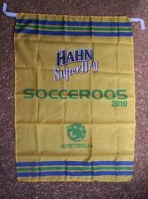 SOCCEROOS 2010 supporters   flag 70 cm x 97 cm