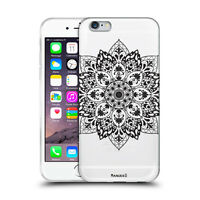 Custodia Cover Design Mandala Fiore Per Apple iPhone 4 4s 5 5s 5c 6 6s 7 Plus SE