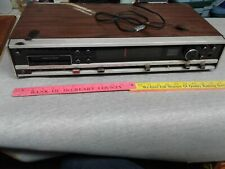 8 Track Player -- SEARS Stereo Receiver, Radio; MODEL 132.91633600 tested