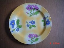 Poole Pottery PRIMULA By Bryony Langworth Dinner Plate