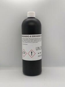 acqua ossigenata perossido di idrogeno 130 volumi 35% ml.1000