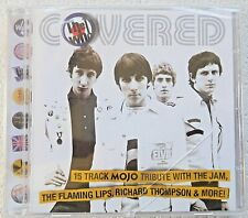 MOJO magazine Promo CD 2006  The Who Covered 15 tracks Various Artists The Jam +