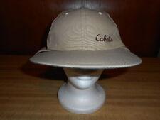Vintage CABELA's  Ear Neck Cover Cap Hat Men's Size Medium/M Made in USA