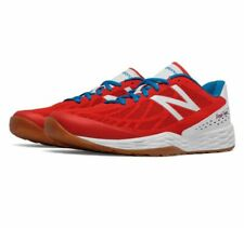 New Balance MX80-V3 Fresh Foam Trainer Mens US11 Red/White MX80PF3 Boost Gel