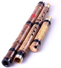 Bamboo Shakuhachi Master Handmade,Appearance Natural 3 Sections Flute Xiao Dizi