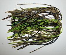 "5 Custom Starflash Silicone jig Skirts - (Grumpkin Craw) - Bass Fishing - ""NEW"""