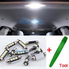 Canbus White LED Interior Light Package Kit For 2010+ VW Golf 6 MK6 GTI M+Tool