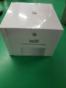 Google Home WiFi System AC-1304 Wireless Router AC1200 - Factory Sealed NEW!