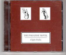 (HJ804) The Paradise Motel, Flight Paths - 1998 CD