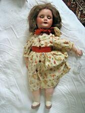 Ancienne poupée marquée R32  -  50 cm