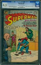 Superman 88 CGC 4.5 Golden Age DC Comic Superman Issue L@@K !!