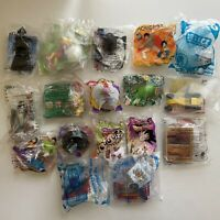 Lot Of 16 McDonald's Happy Meal Toys Mixed Vintage Recent All Sealed