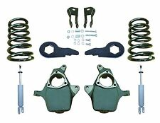 "00 - 06 Chevy / GMC SUV Models  4"" / 4"" Lowering Drop Kit w/Shocks, Ext"